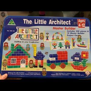 Little Architect children block toy